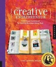 The Creative Entrepreneur Visual Guidebook for Making Business Ideas Real -Beam
