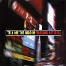 Tell Me the Riddim by Various Artists (CD, May-1998, VP Records)