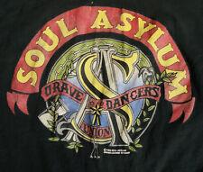 Authentic Soul Asylum Grave Dancers Union Tour T-Shirt 1992 Xl Vintage
