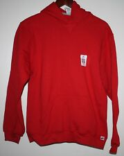 Russell Athletic Big Boys Hoodie Red Size XL