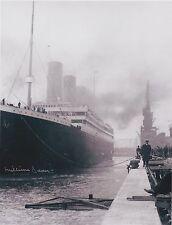 Millvina Dean Autograph  , Original Hand Signed Titanic Photo