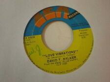 David T Walker ZEA 50005 Love Vibrations