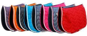 Rhinegold Wave Elite Horse Saddle Pad / Numnah - Pony, Cob or Full Size FREE PP