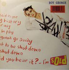 Boy George  Sold  (Single)