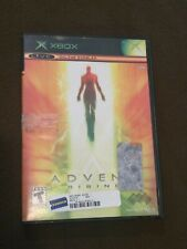 Original Microsoft XBox Video Advent Rising Rated T NICE!