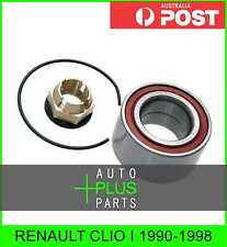 Fits RENAULT CLIO I Front Wheel Bearing Repair Kit 35X65X35