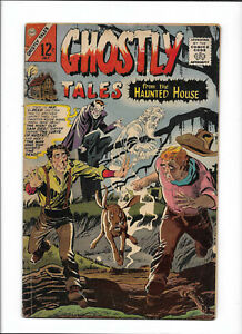 GHOSTLY TALES #56 [1966 VG+] 2ND ISSUE IN SERIES!