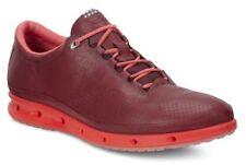 Scarpe da ginnastica rosse tessile ECCO per donna