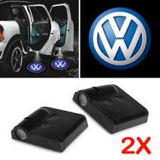 Volkswagen Door Projector Vw Logo Led Light Step Lamp Car Welcome Warning Laser