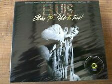 RARE ELVIS PRESLEY 2-CD SET - ELVIS 70:  HOT TO TROT! - STRAIGHT ARROW (SEALED!)