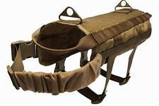 New listing Tenkey Tactical Dog Harness Training K9 Vest Usa Milspec | Brown | Xl