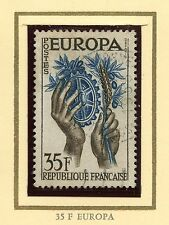 STAMP / TIMBRE FRANCE OBLITERE N° 1123 EUROPA