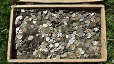 Lot of 100 Coins Kopeks USSR Soviet Russian 1961-1991 with Hammer and Sickle