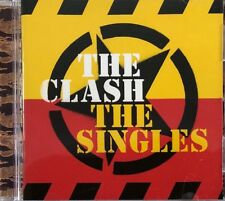 The Clash - The Singles CD Album in VG Condition