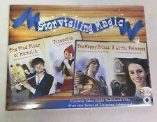 New Sealed Naxos Audio Books Classics - Storytelling Magic Timeless Tales 8 CDs