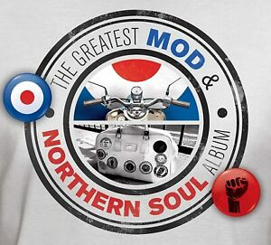 THE GREATEST MOD & NORTHERN SOUL ALBUM - V/A 4CD (NEW/SEALED)