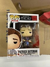 "Funko Pop American Psycho : Patrick Bateman #942 Vinyl ""Mint"" No Reserve"