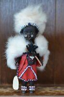 Fabulous VINTAGE Rare KENYAN KIKUYU Tribe Historic 1940s/1950s Doll - 19cm Tall