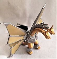 BANDAI MOVIE MONSTER SERIES GODZILLA 2018 MECHA KING GHIDORAH USA SELLER!