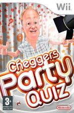 Cheggers Party Quiz (Nintendo Wii, 2007) - European Version