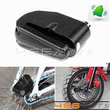Motorcycle Scooter Anti-Theft Security PadLock Wheel Disc Brake Lock Loud Alarm