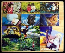 Ghibli Miyazaki Anime Mon Voisin TOTORO Lot de 12 Cartes Postal IV  となりのトトロ