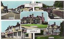 Knowle Multi View Nr Solihull Birmingham unused RP pc
