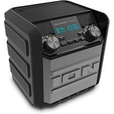 Ion Audio Tailgater Express 20W Water-Proof Bluetooth Compact Speaker (Black)