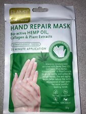 Elaimei Hand Repair Mask 1 Pair  Collagen & Plant Extracts Exp 09/15/2022