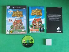 ANIMAL CROSSING + MEMORY CARD NINTENDO GAMECUBE GC BUEN ESTADO RARE PAL-ESP