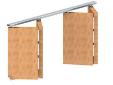 APOLLO folding Sliding Door Gear System for folding doors (4 door) 1213mm long
