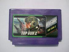 Top Gun Dual Fighters - RARE Famicom Famiclone Nes Cartridge