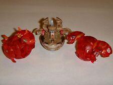 Bakugan Single Head, Duel Head, HM Alpha HYDRANOID Masquerade Evolution