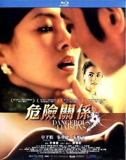 """Jang Dong-Gun """"Dangerous Liaisons"""" Zhang Ziyi HK 2012 Drama Region A Blu-Ray"""