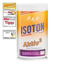 Aktiv3 ISOTON-Energiedrink Pfirsich -Maracuja  / 900g Dose / Laufen, Rad, etc.