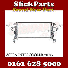 VAUXHALL ASTRA CASCADA INTERCOOLER 1.4 1.6 TURBO  1.3 1.7 CDTi 2009 > *NEW*