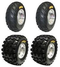 1 Satz Quad ATV Reifen 2x 20x10-9 43M + 2x 21x7-10 31M CST AMBUSH Suzuki Yamaha