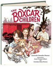 The Boxcar Children Fully Illustrated Gertrude Chandler Warner FREE ship $35