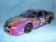 1/18 1998 PONTIAC GRAND PRIX #36 IN WILD BERRY LAVENDERGRAPHICS BY REVELL.