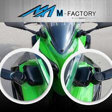"1"" Mirrors Extender Spacer Adaptor Fit Kawasaki Ninja 300 R EX 300 13 14-15"