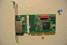 Contemporary Controls PCI20U-TB5 PCI COM20022 twisted-pair bus NIM Arcnet to PCI