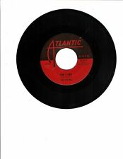 The Hi-Fi-Dels DOO-WOP 45(ATLANTIC 2121)Did I Cry/Tricky, Tricky