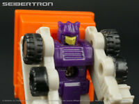 HAMMER Transformers Micromasters 100% complete 1990 Constructor Squad Combiner