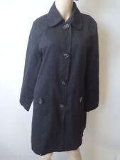 Cappotti e giacche da donna nero in poliestere business