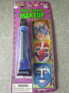 Professional Cream Makeup - Blue 50 % off