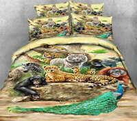 Forest Conference 3D Printing Duvet Quilt Doona Covers Pillow Case Bedding Sets
