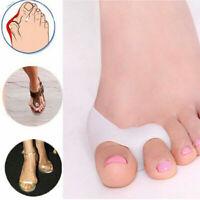 Thumb Bunion Device Hallux Valgus Orthopedic Braces Toe Separator Corrector 2Pcs