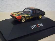 Herpa - Ford Capri III - schwarz - HCC PKW 2006 Cars-Club - Nr. 194266 - 1:87
