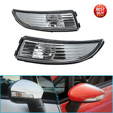 Left/Right Sides Wing Mirror Indicator Turn Signal light For FORD FIESTA 08-2014