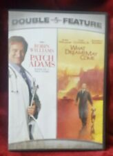Patch Adams & What Dreams May Come (Dvd Double Feature, 2 Discs) Robin Williams